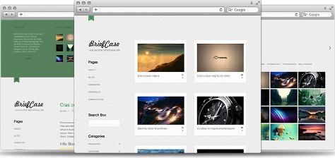 Briefcase Pro WordPress Theme