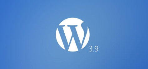 WordPress 3 9 Beta 1